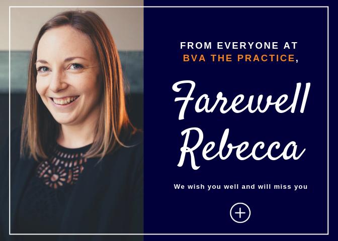 Rebecca Fulton Farewell